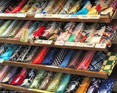 Top souvenirs from Japan - Tenugui