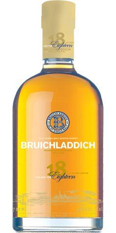 BRUICHLADDICH Scotch Whisky ( Islay Island )    http://www.bruichladdich.com/