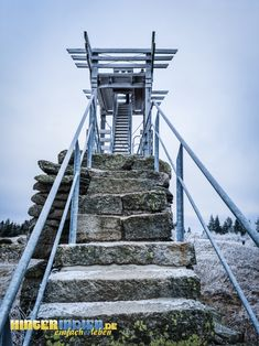 Wandern auf den Schneeberg, das Highlight der HINTERINDIEN.DE-Tour Nr. 100 Stairs, Building, Travel, Snow Mountain, Hiking, Stairway, Viajes, Buildings, Staircases