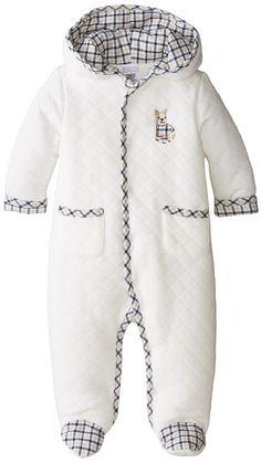 Amazon.com: Little Me Baby-Boys Newborn Best Friend Pram: Clothing