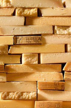 Parmesan cheese by Andreas Marx
