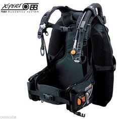 Buoyancy Compensators 16053: Brand New In The Bag Tusa X-Pert (Bcj-6900), Medium -> BUY IT NOW ONLY: $218 on eBay!