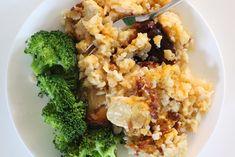 Both the Cheesy Tortellini with Ground Beef & Easy Chicken Pot Pie sound good (freezer)