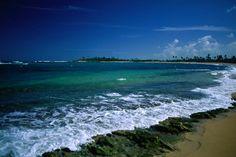Puerto Rico Image Playa- Luquillo, Puerto Rico.
