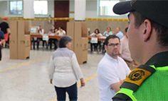 colombia ha vivido las elecciones mas tranquilas en materia de seguridad en dos generaciones - Categoria: Actualidad  El Ministro destacA que el paAs ha vivido las elecciones mAs tranquilas en materia de seguridad.Al cierre del horario habilitado para la jornada electoral del dAa de hoy 4 p.m., la PolicAa Nacional de todos los colombianos, el EjArcito Nacional, la Armada Nacional y la Fuerza AArea, en cabeza del Ministerio de Defensa Nacional, presentaron el balance parcial en materia de…