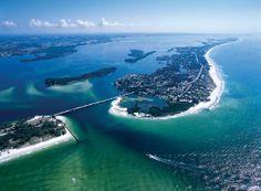 Longboat Key, FL. My #1 beach... always.