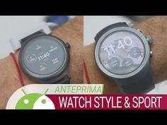 Videorecensioni: #LG #Watch #Style e Sport con Android Wear 2.0 anteprima ITA dal MWC 2017 (link: http://ift.tt/2lXaalr )