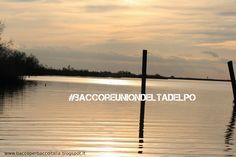 Bacco Reunion Delta del Po, #nelcuoredellanatura