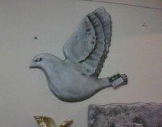 Sparrow Relief