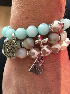 Stackable Whispering Prayer Bracelets Spring 2017