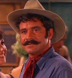 Bobby Hoy as Joe Butler on The High Chaparral
