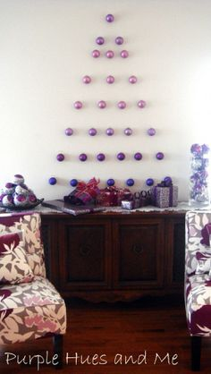 Ornament Wall Tree :: Hometalk