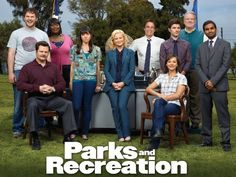 Parks and Recreation seasons 2-4 [second week in January]