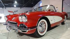 1959 Chevrolet Corvette Convertible 283/230 HP, Automatic presented as lot F198 at Dallas, TX 2015 - image1