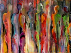 ... figurative oil painting by Texas Contemporary Artist Laurie Pace