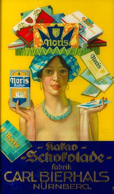 Bierhals  vintage poster