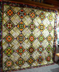 Allietare! - Bonnie Hunter's 2015 Mystery Quilt - Page 56