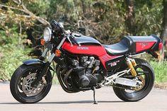 Honda CB 1100 F by Trading Garage Nakagawa