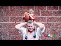 CHaD All-Star Football video 2014- Music by A Great Big World