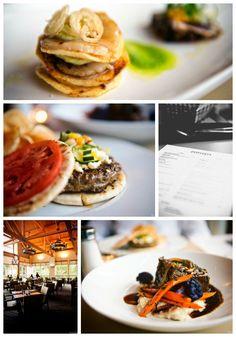 Wonderful food and presentation from The Gastropub at Hyatt Regency Chesapeake Bay | Photo by KitaRobertsPhotography.com