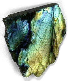 Labradorite. My absolute favorite! Love the iridescence