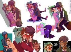 Anime Girlxgirl, Anime Art, Owl Box, Lesbian Art, She Ra Princess Of Power, Owl House, Fanart, Cartoon Wallpaper, Disney Art