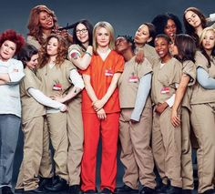 """What Should Your """"Orange Is The New Black"""" Prison Nickname Be"""
