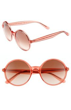 MARC BY MARC JACOBS 54mm Retro Sunglasses available at #Nordstrom