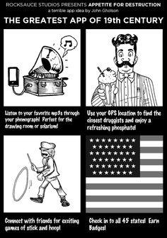 Greatest App of the 19th Century