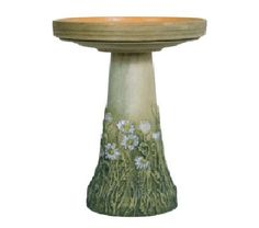 Replacement Birdbath Bowl Top for Handcrafted Clay Birdbath Sets *** For more information, visit image link. (This is an affiliate link) #parrot
