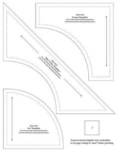 crazy quilt patterns free printable | ... Traditional templates ...