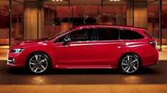 Subaru is expected to offer the Levorg locally.