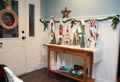 Deck the Halls {Our Full Christmas Home Tour} - The Happy Housie