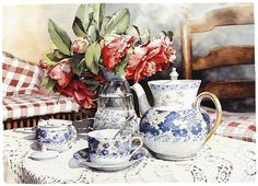 Christian Graniou-Watercolor. Обсуждение на LiveInternet - Российский Сервис Онлайн-Дневников