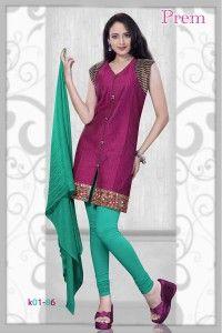 latest Kurti fashion from India....LIKE!!