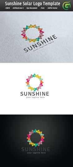 Sunshine Logo on Behance