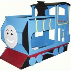 Thomas The Train Bunk Bed