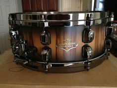 STARCLASSIC BUBINGA/WALNUT MATTE LIMITED EDITION 1 OUT 25 MADE IN THE U.S