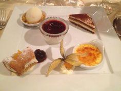 Dessert @Toscana - Oceania Cruises http://www.amyriolo.com       http://www.altiramisu.com/about-the-chef/ #twochefsculinarycruise