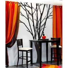 Vinyl Wall Decal Sticker Leafless Tree MCrespo111m Removable Wall Decals, Wall Decal Sticker, Home Decor Bedroom, Bedroom Ideas, Vinyl Wall Decals, Home Projects, Wall Murals, Poster Prints, Posters