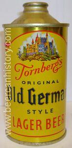 Tornberg's Old German Beer Lager Beer ,San Francisco