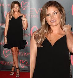 Jessica Wright at Revlon's Choose Love Masquerade Ball held at the Victoria and Albert Museum in London on July 21, 2016