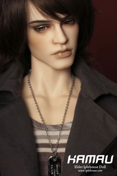 Male Collectible Doll