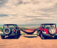 Jeep...Hammock...Jeep