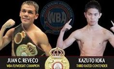 Watch Live Sports Online: Watch Live Boxing Juan Carlos Reveco vs Kazuto Iok...