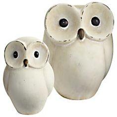 Peir 1... http://www.pier1.com/Catalog/Seasonal/tabid/975/CategoryId/92/ProductId/36022/ProductName/Ceramic-Owls/language/en-US/Default.aspx