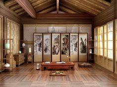 Hanok room