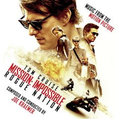 ジョー・クレイマーの「Mission: Impossible - Rogue Nation (Music from the Motion Picture)」を@AppleMusicで聴こう。
