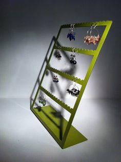 Earring Holder/Display/Stand  NORTHEAST by ReedCreekWelding, $12.75
