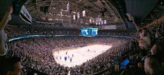 Rogers Arena, Vancouver BC  Photo by Kent Kallberg, Kent Kallberg Studios http://www.kallbergstudios.com/  Vancouver, BC, Canada #photography #photographer #Vancouverphotographer #Vancouver  #Canucks #GoCanucksGo #Cheer